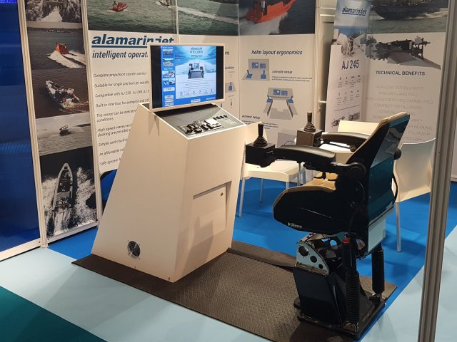 WaterJet Simulator